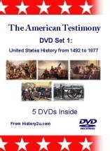 DVD Set 1: 1492-1877