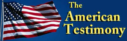 The American Testimony, a concise history of the United States