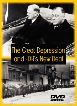 DVD: The Great Depression and the New Deal