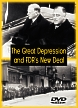This Great Depression / New Deal DVD is also factory replicated.