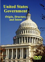 DVD about the US Government and its history