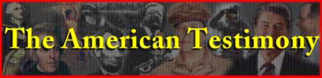 The American Testimony: A Concise History of the United States