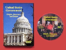 United States Government DVD