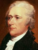 Alexander Hamilton, first Secretary of the Treasury