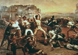 Battle of the Alamo, March 6, 1836