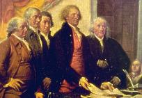 Submission of the Declaration of Independence
