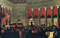 House of Representatives near the time of the Monroe Doctrine