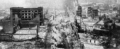 San Francisco earthquake of 1906.
