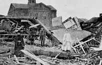 Galveston in 1900: worst natural disaster in US history.