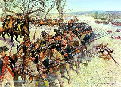 Battle of Guilford Courthouse, March 15, 1781