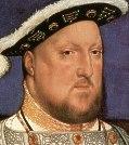 England's King Henry VIII