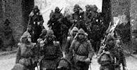 Japanese invasion of Manchuria, September 1931.
