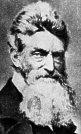 Militant abolitionist John Brown