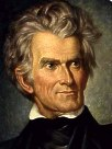 John C. Calhoun, Vice President and US Senator from South Carolina