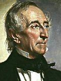 John Tyler (1790-1862), tenth US president, 1841-5.