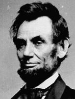 16th President, Abe Lincoln