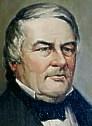 Millard Fillmore (1800-74), 13th US President, 1850-3.