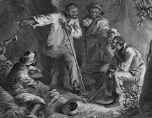 Nat Turner incites slave revolt in 1831