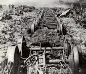 The Pullman Railroad Strike, Chicago, 1894.