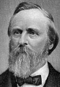 Rutherford B. Hayes (1822-93), 19th president of the United States, 1877-81.