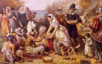First Thanksgiving, 1621