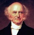 Martin Van Buren (1782-1862), America's eighth president, 1837-41.