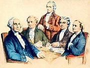 George Washington's presidential cabinet