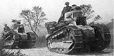 The Great War marked the first use of armored tanks.